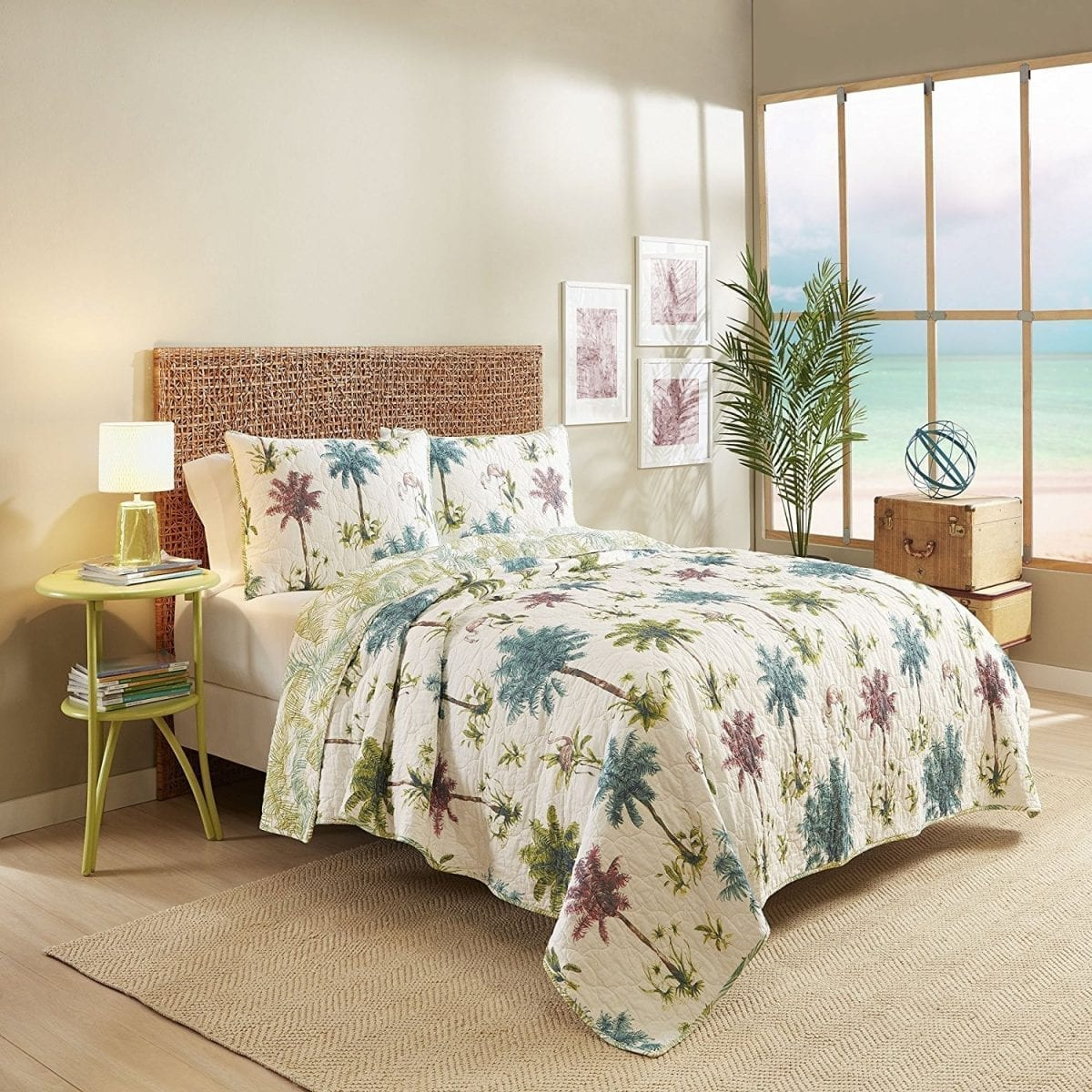 Nautical and Beach Bedding Quilts and Comforters ...