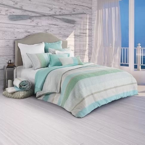 seaport-quilt-set-by-brunelli Coastal Bedding and Beach Bedding Sets