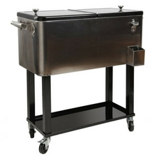 Stainless Steel Patio Cooler The Best Outdoor Coolers And Ice Chests