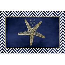 starfish-wish-doormat Beach Doormats and Coastal Doormats