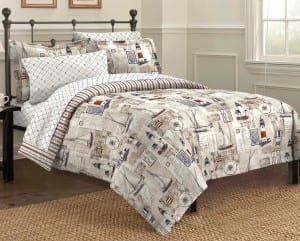 twin-2-beach-themed-bedding-sets-300x241 Ultimate Guide to Beach Themed Bedding Sets
