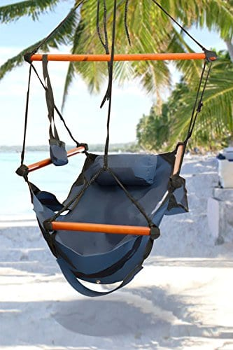 Best-Choice-Products-Hammock-Hanging-Chair-Air-Deluxe-Sky-Swing-Outdoor-Chair-Solid-Wood-250lb-Blue-0