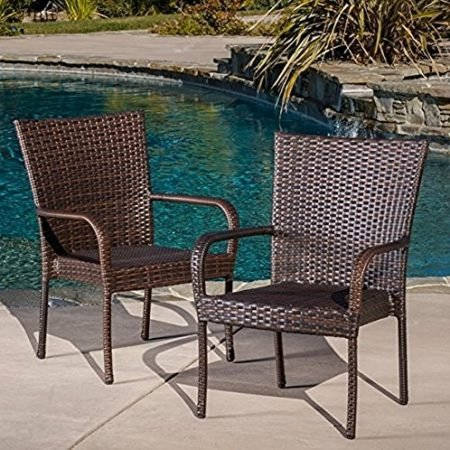 Best-Selling-Outdoor-Wicker-Chairs-2-Pack-0-450x450 Best Outdoor Wicker Patio Furniture