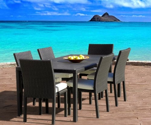 Outdoor-Patio-Wicker-Furniture-New-All-Weather-Resin-7-Piece-Dining-Table-Chair-Set-0 Best Outdoor Wicker Patio Furniture