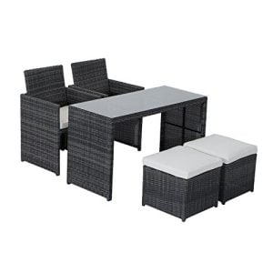 Outsunny-5-Piece-Outdoor-Rattan-Wicker-Furniture-Set-0-300x300 The Ultimate Guide to Outdoor Patio Furniture