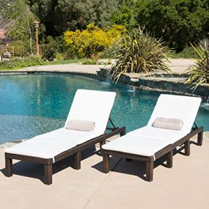 Set-of-2-Estrella-Outdoor-PE-Wicker-Adjustable-Chaise-Lounge-Chairs-w-Cushions-0-300x300 The Best Wicker Chaise Lounge Chairs You Can Buy