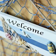 Welcome-Creative-home-Decorative-Hanging-Ornaments-Wood-Sign-Boat-Beach-Handcrafted-Nautical-Decor-0-3