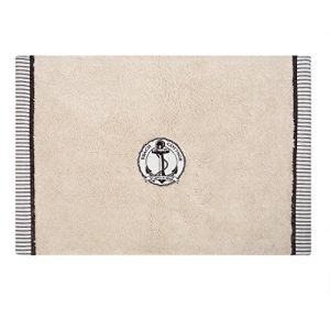 Zenna-Home-India-Ink-Beach-Cottage-Bath-Rug-Nautical-0-300x300 Our 51 Favorite Beach Themed Hand Towels