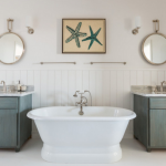6 Simple And Affordable Bathroom Beach Décor Ideas