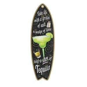 tequila-wooden-beach-sign-surfboard-300x300 100+ Wooden Beach Signs & Wooden Coastal Signs