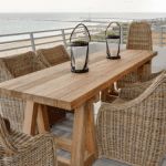 How To Pick The Perfect Outdoor Wicker Furniture