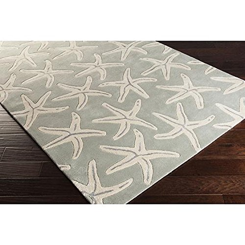 Belews Starfish Pattern Area Rug