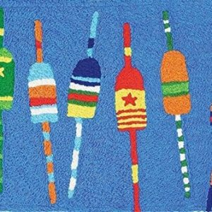 Colorful-Fishing-Buoys-Coastal-Washable-21-X-33-Area-Accent-Jellybean-Rug-0