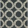 Garland Rug Large Twisted Rope Area Rug 0 100x100