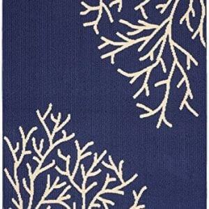 Garland-Rug-Sea-Coral-Area-Rug-0-300x300 The Ultimate Guide to Nautical Themed Area Rugs