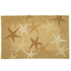 Homefires-Accents-Starfish-Field-Indoor-Rug-22-Inch-by-34-Inch-0-300x300 41 of Our Favorite Starfish Area Rugs