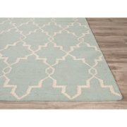 Jaipur-Modern-Trellis-Chain-and-Tile-Wool-Moroccan-Area-Rug-2-x-3-JadeiteSand-Shell-0-1