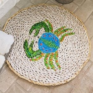 Nautical-IndoorOutdoor-Accent-Rug-0-300x300 The Ultimate Guide to Nautical Themed Area Rugs