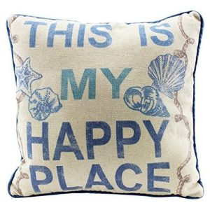 This-Is-My-Happy-Place-12-Inch-Natural-Decorative-Beach-Throw-Pillow-0-300x300 The Best Nautical Pillows and Throw Pillows