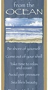 Advice-from-the-Ocean-primitive-wood-plaques-signs-measure-5-x-15-size-Licensed-from-Ilan-Shamir-and-Your-True-Nature-0