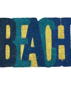 Beach-Shaped-Nautical-Coir-Doormat-18-x-28-0