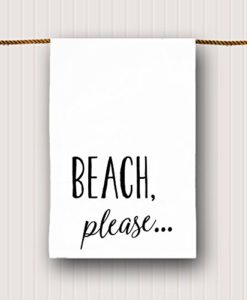 Beach-Tea-Towel-Beach-Please-0