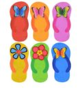 Cement-Flip-flop-Stepping-Stones-925-Inch-0-0