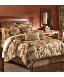 Croscill-Home-Fashions-Bali-4-Piece-Comforter-Set-0-247x300 Hawaii Themed Bedding Sets