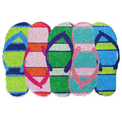 Flip-Flop-Shaped-Door-Mat-0 Best Flip Flop Decor