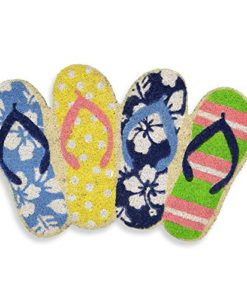 Flip-Flop-Shaped-Door-Mat-Eco-Friendly-Coir-Mat-Coir-Mats-Beach-Mats-0