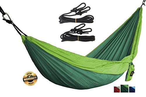 Golden-Eagle-Single-PARACHUTE-SILK-Portable-Camping-HAMMOCK-SET-Premium-Quality-0 The Best Outdoor Hammock Options You Can Buy