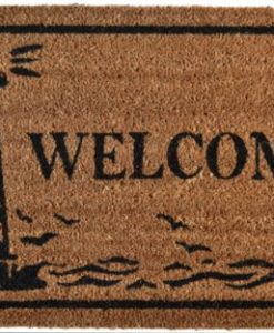 Imports-Dcor-Vinyl-Backed-Coir-Doormat-Guiding-Light-18-by-30-Inch-0