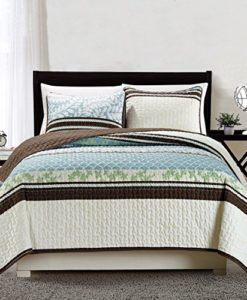 Lattice-BlueGreen-Reversible-BedspreadQuilt-Set-0-247x300 The Ultimate Guide to Tropical Bedding Sets