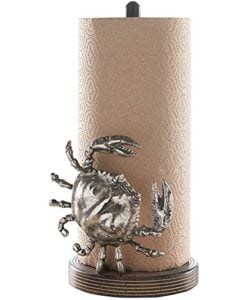 Mud-Pie-Crab-Paper-Towel-Holder-Brown-0