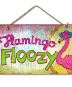 New-Wood-Sign-Flamingo-Floozy-Tropical-Decor-Coastal-Plaque-Lime-Fun-Wall-Art-0-247x300 The Ultimate Guide to Wood Beach Accent Signs