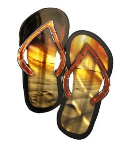 Next-Innovations-WA3DSFFSAND-CB-Flip-Flops-Refraxions-3D-Wall-Art-0-247x300 Best Flip Flop Decor