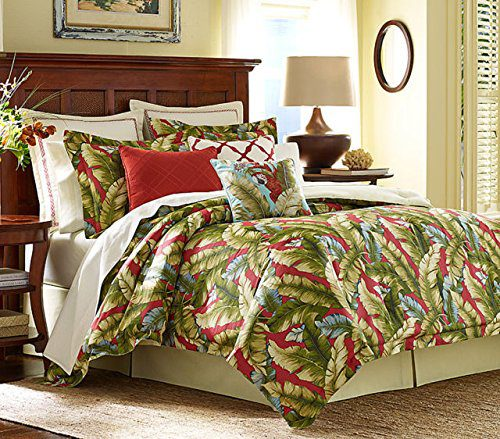 Queen-Comforter-Set-Tommy-Bahama-Anguilla-0 Hawaii Themed Bedding Sets
