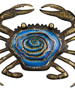 Regal-Art-and-Gift-Bronze-Crab-Wall-Decor-20-Inch-0