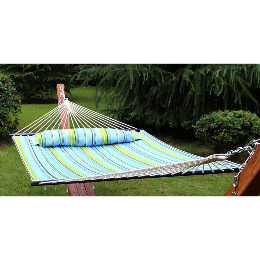 outdoor fabric hammock