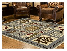 1-nautical-lodge The Ultimate Guide to Nautical Themed Area Rugs
