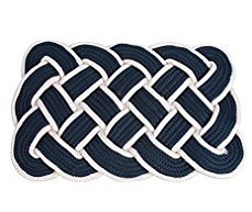 13-nautical-knot The Ultimate Guide to Nautical Themed Area Rugs