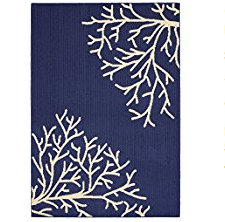 4-garland-coral The Ultimate Guide to Nautical Themed Area Rugs