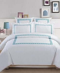 5-Piece-Hotel-Collection-500-Thread-Count-Cotton-Embroidered-Duvet-Cover-Set-0