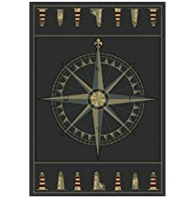 7-center-compass The Ultimate Guide to Nautical Themed Area Rugs