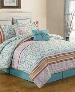 8-Piece-Arvada-Teal-Comforter-Set-0