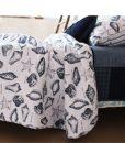 Brandream-Seashells-Beach-Themed-Nautical-Bedding-Queen-Comforter-Set-0-0