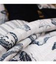 Brandream-Seashells-Beach-Themed-Nautical-Bedding-Queen-Comforter-Set-0-2