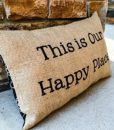 Burlap-Lake-Home-or-Cabin-Pillow-Rustic-Decor-Northwoods-Lake-House-Beach-Retirement-Gift-0-1