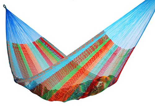 Mayan-Hammock-Double-Size-Multicolor-0 The Best Outdoor Hammock Options You Can Buy
