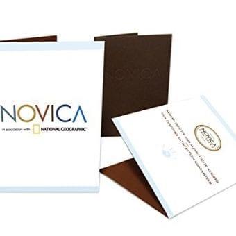 NOVICA-Multicolor-Hand-Woven-2-Person-Striped-Mayan-Hammock-Blue-Caribbean-Double-0-2